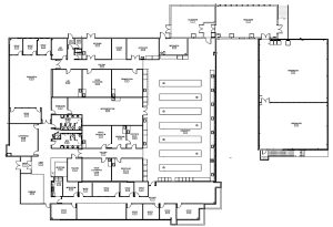 BioLab Floor Plan - New Mexico Consortium
