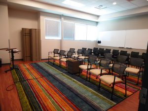 Conference Room, NMC Biological Laboratory, Rm 168