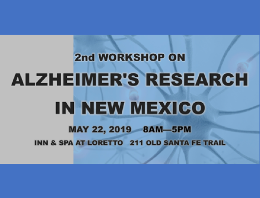 Alzheimer's workshop
