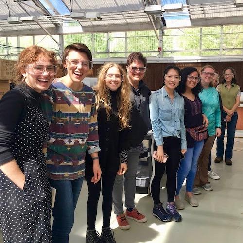 NMC hosts students