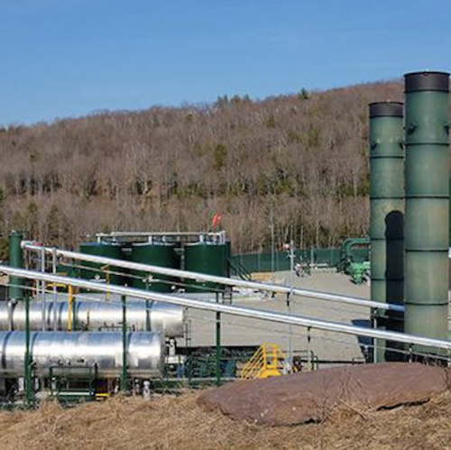 Methane Shale Research